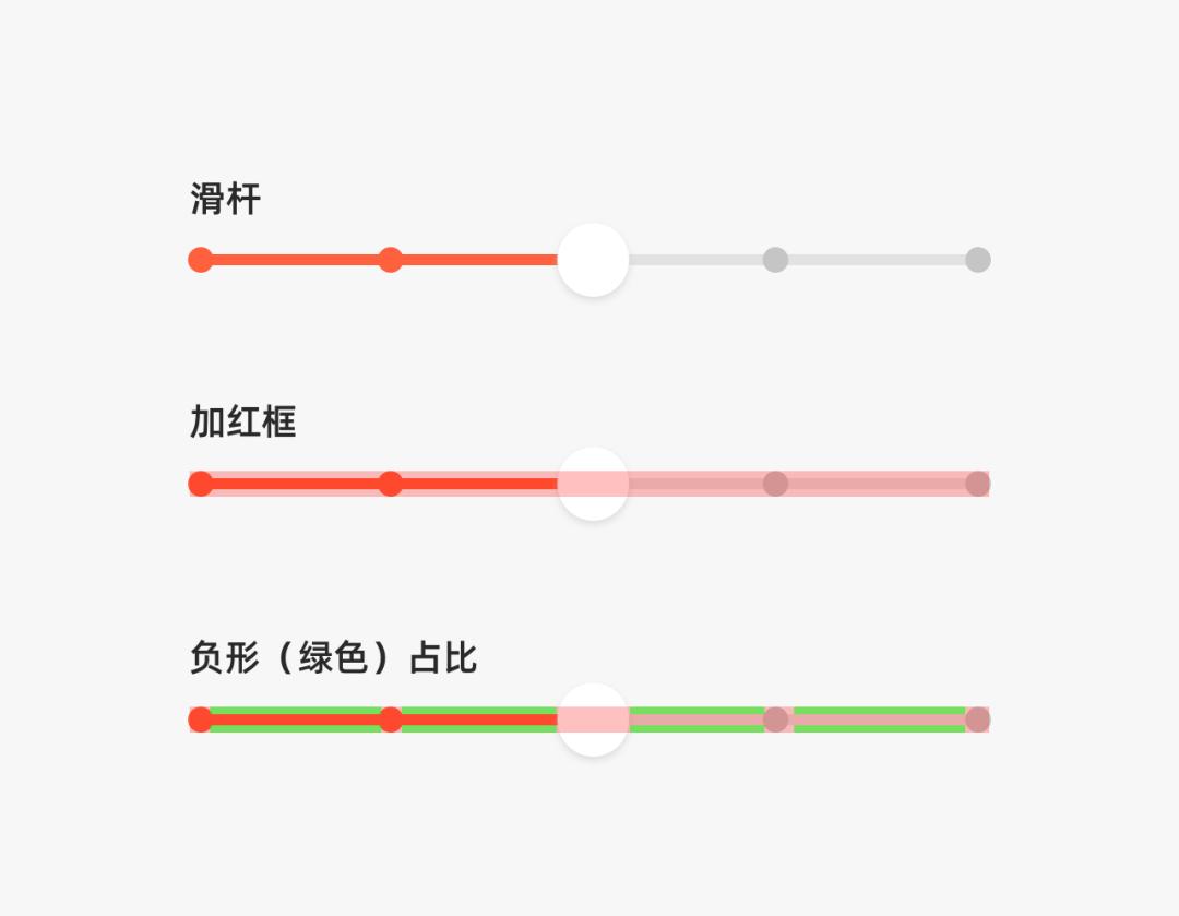 弹幕设置的页面设计小细节