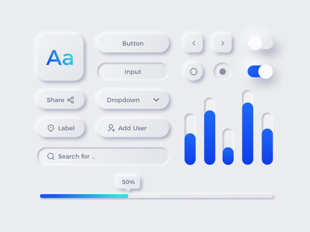 在设计按钮时我们应该考虑哪些因素?