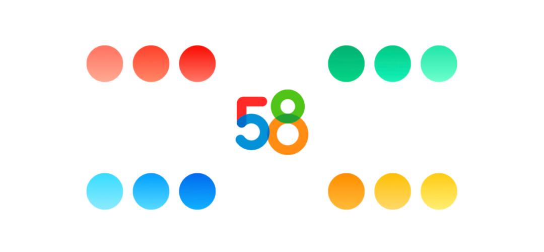 58同城APP10.0 图标设计流程经验总结