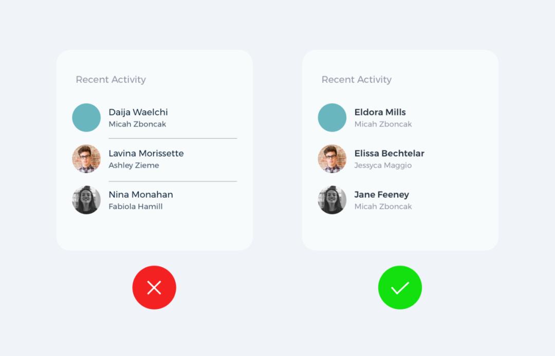 6个提高UI界面质感的设计细节